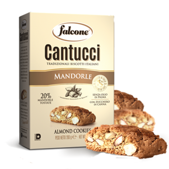 Cantucci Classic with Almonds Soft 6.35oz