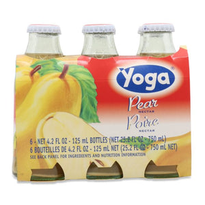 Pear Nectar Yoga (6/4.2 fl oz)