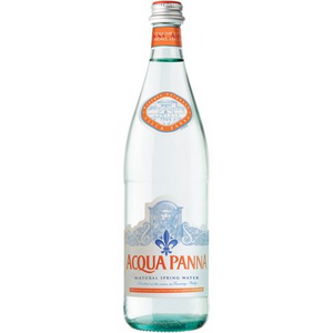 Acqua Panna Glass 33.8oz