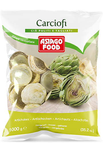 Frozen Artichoke Bottoms 2.2lb