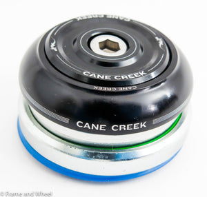Cane Creek 40 Series integrated headset black IS42/28.6 IS47/33 upper and lower
