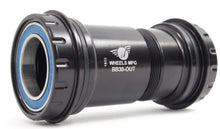 Load image into Gallery viewer, Wheels Manufacturing BB30 Outboard bottom bracket adapter BB30 to Shimano Hollowtech