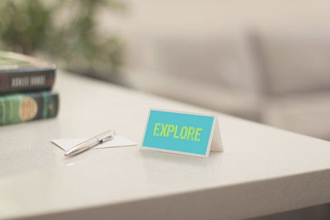Explore (single design pack)