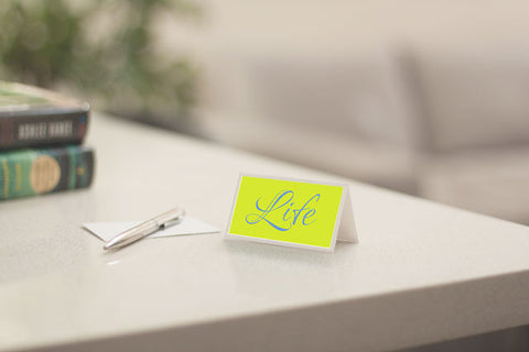 Life (single design pack)