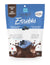 Dark chocolate covered real dried blueberries 500g. family bag