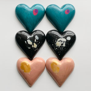 Valentines Chocolate Single Heart Bar*