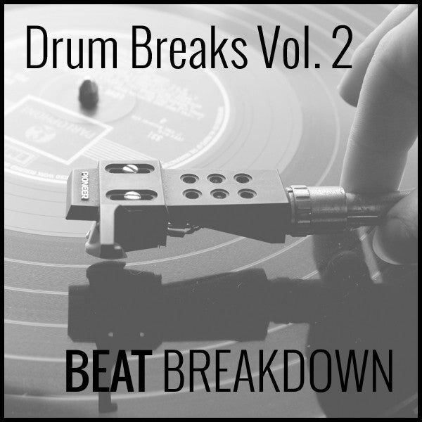 Drum Breaks Vol. 2 - Drum Breaks Collection