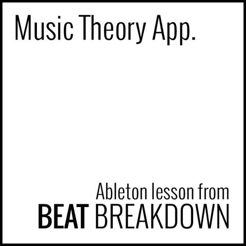 Music Theory Application (Beginner) - Start From Scratch #11