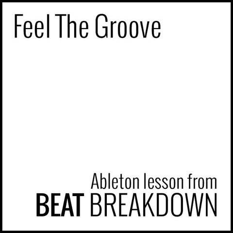 Feel The Groove (Beginner) - Start From Scratch #13