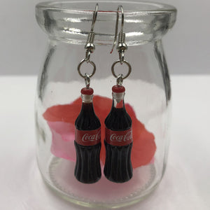 Coca-Cola Earrings