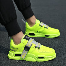 Load image into Gallery viewer, Yellow Power Casual Shoes