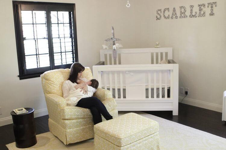 Heirloom Furniture - Baby Crib
