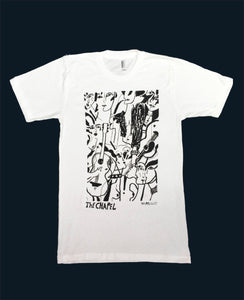 Short Sleeve T-Shirt - Designed by Tim Presley