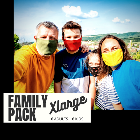 FAMILY PACK XL