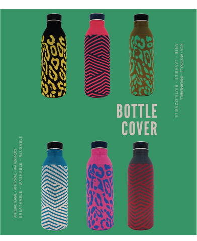 BOTTLE COVER ANTIVIRALE