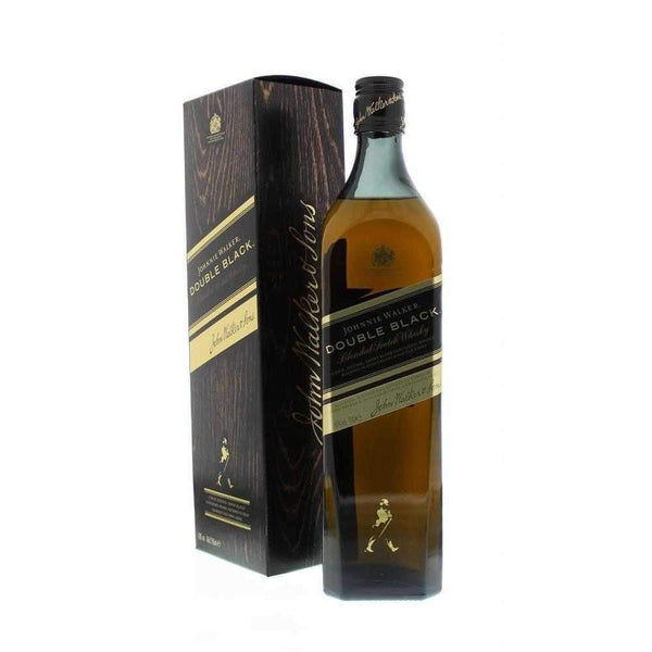 JOHNNIE WALKER DOUBLE BLACK LABEL 0.7