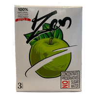 ZEN DRINK APPLE 3L BOX