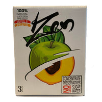ZEN DRINK APPLE-PEACH 3L BOX