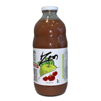ZEN DRINK APPLE-CHERRY 1L GLASS
