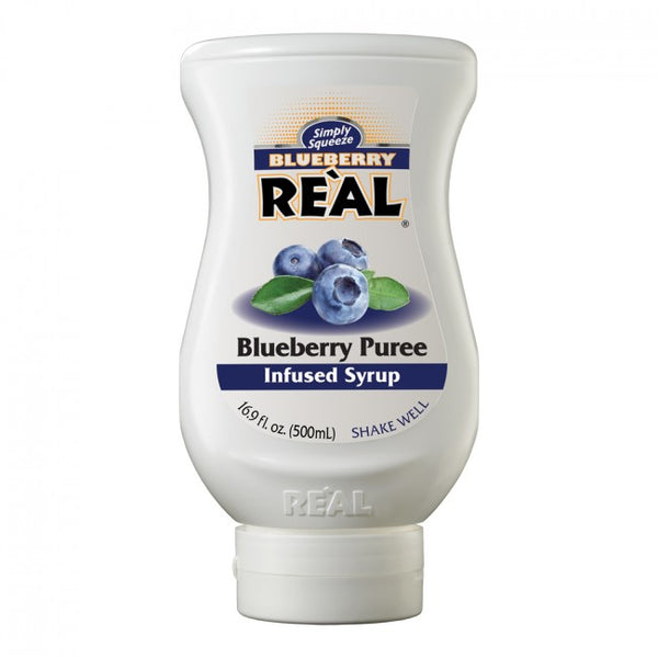 REAL BLUEBERRY 0.5L
