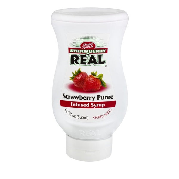 REAL STRAWBERRY 0.5L