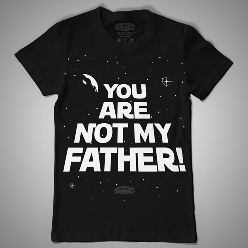 You Are Not My Father! (Star Wars)