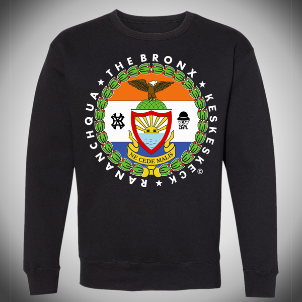 Bronx Flag Circe Crew Sweat
