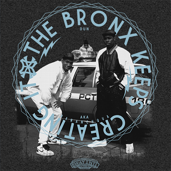 The Bronx Keeps Creatin'it (B-Side)