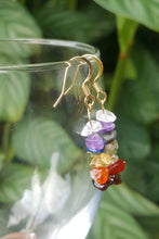 Load image into Gallery viewer, Lokahi Chakra Earrings