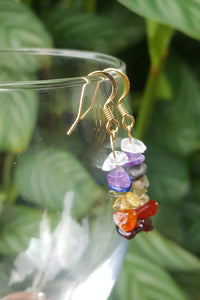 Lokahi Chakra Earrings