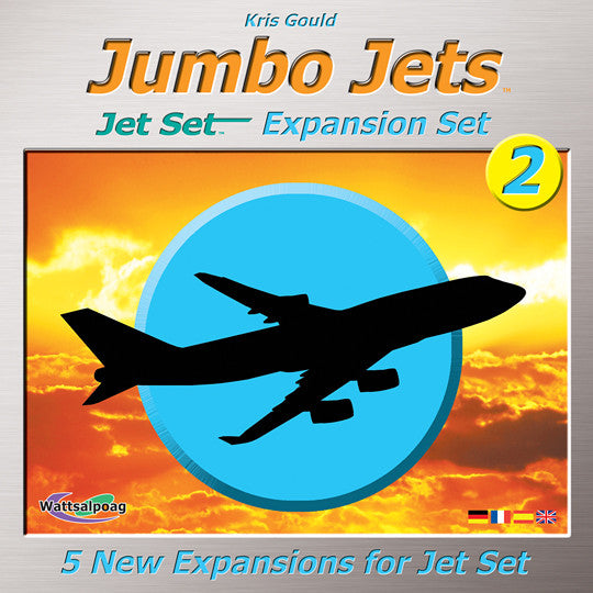 Jumbo Jets: Jet Set Expansion Set #2