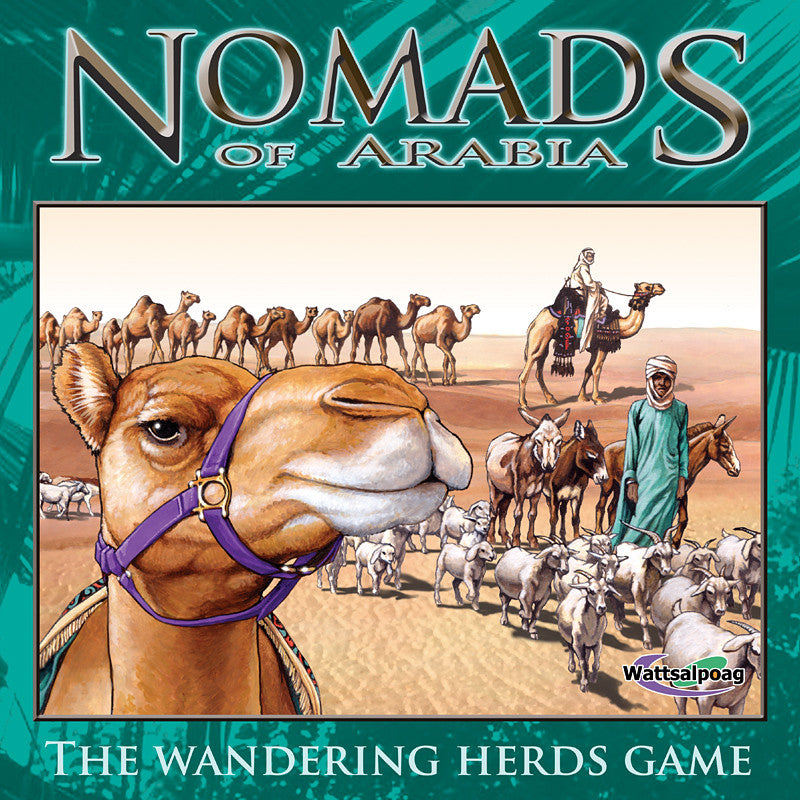 Nomads of Arabia