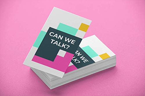 Words Well Said | Can We Talk Cards Everyone Edition: 50 Questions to Build Connection Through Conversation with Anyone