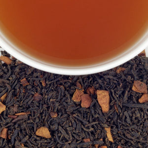 Hot Cinnamon Spice Tea Tin - 20 Bags