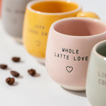 Load image into Gallery viewer, Espresso Cup Coffee Pod Gift Mug