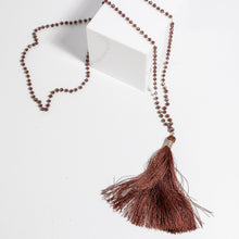 Load image into Gallery viewer, Harlow Tassel Necklace