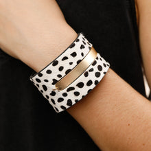 Load image into Gallery viewer, Safari Cuff Bracelet