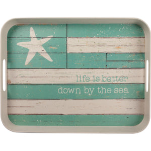 Down By The Sea Tray