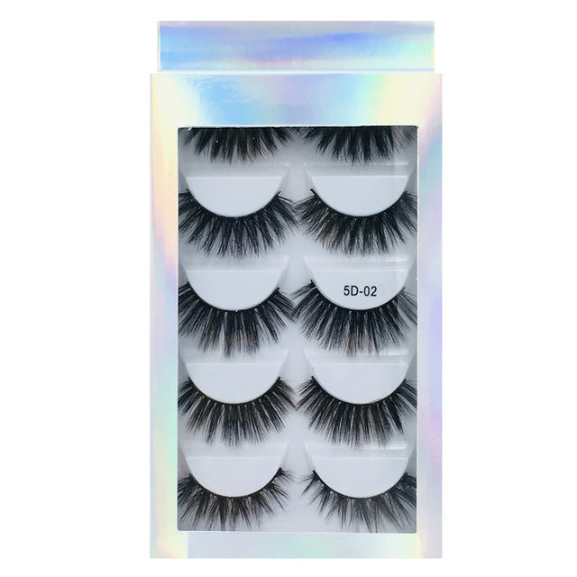 5 Magnet Eyelash Magnetic Eyelashes