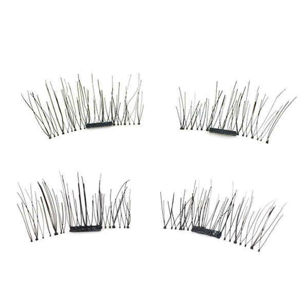 3D Magnetic Mink Eyelashes