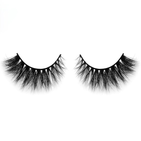 3D Mink Makeup Cross False Eyelashes