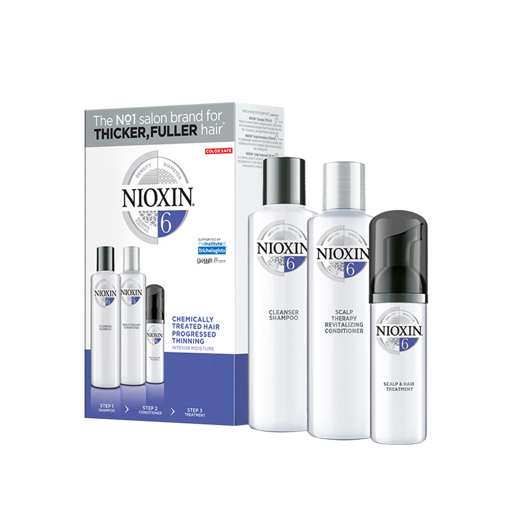 Nioxin System 6 - Belle Hair Extensions