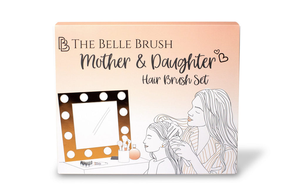 Mother & Daughter Gift Set - Belle Hair Extensions