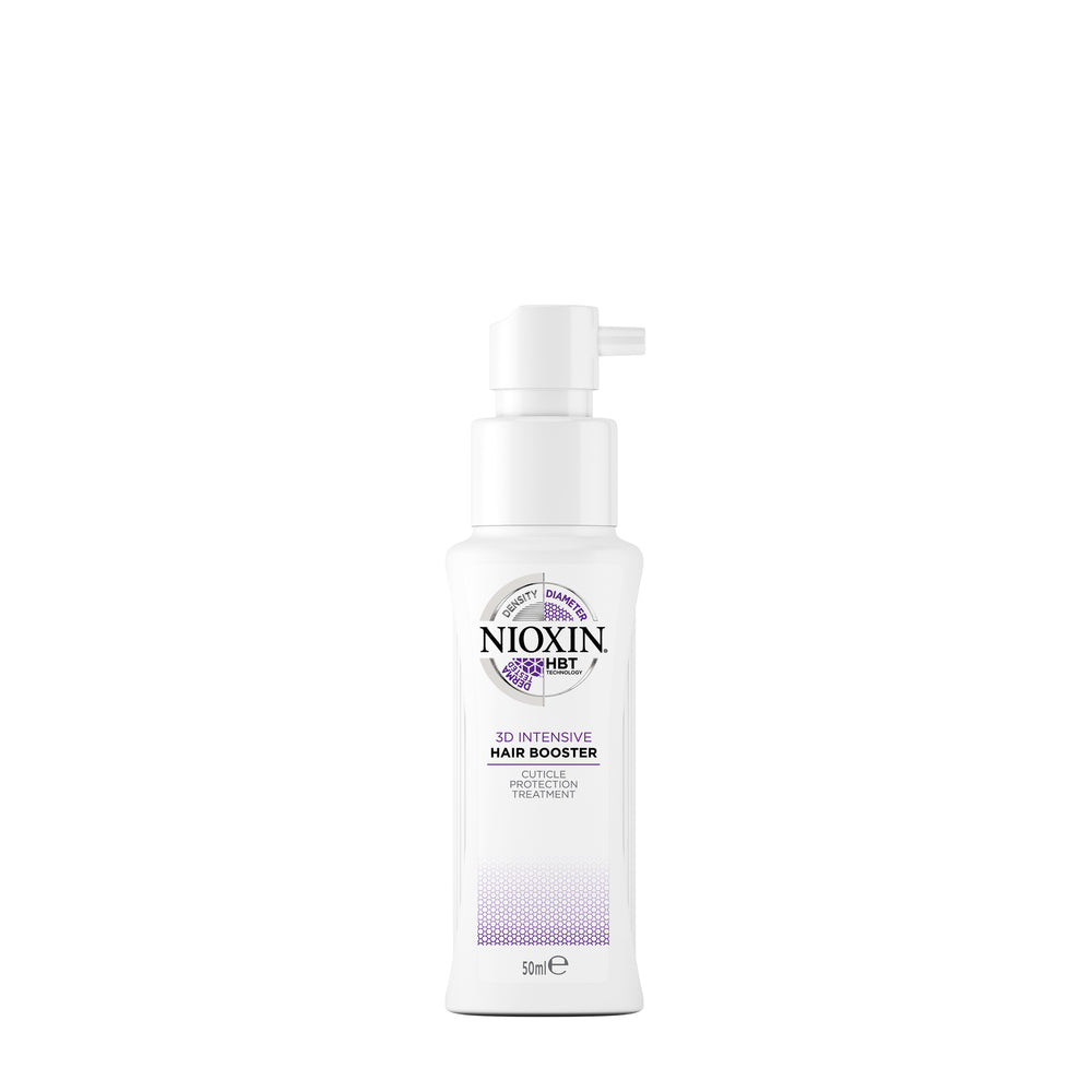 Load image into Gallery viewer, Nioxin 3D Intensive Hair Booster - 50ml - Belle Hair Extensions