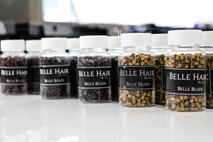 1000 Beads - Belle Hair Extensions