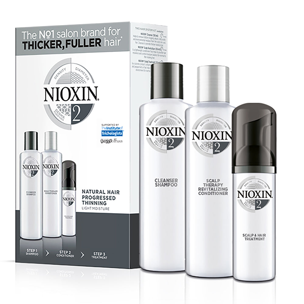 Nioxin System 2 - Belle Hair Extensions