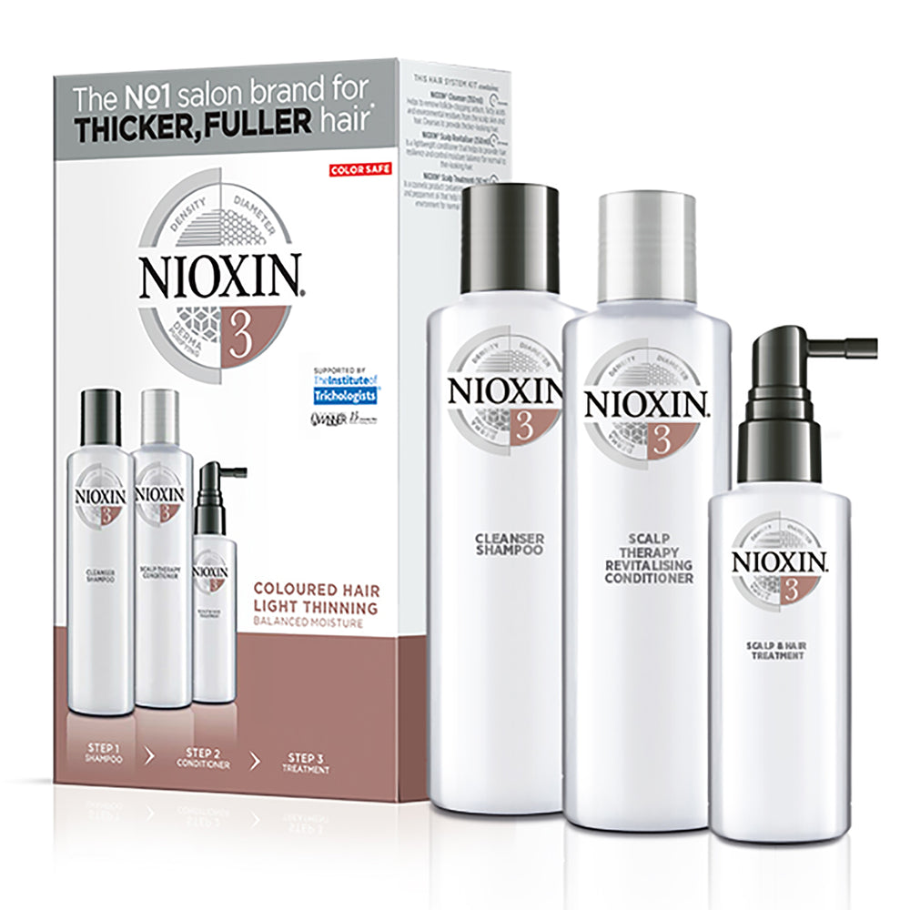 Nioxin System 3 - Belle Hair Extensions
