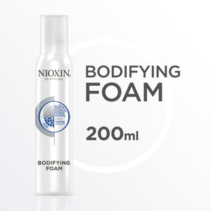 Load image into Gallery viewer, Nioxin Bodifying Foam - Belle Hair Extensions