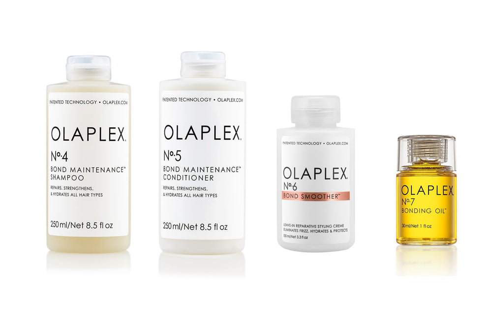 Load image into Gallery viewer, Olaplex At Home Pack - Belle Hair Extensions