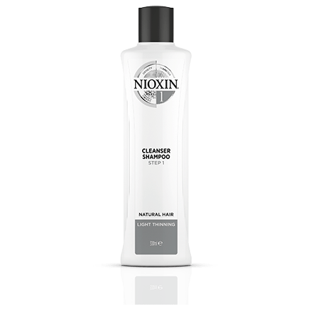 System 1 Cleanser - 300ml - Belle Hair Extensions